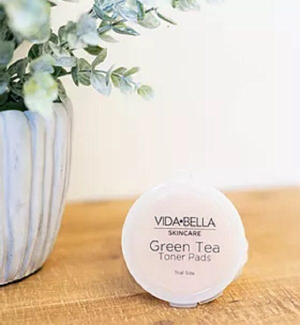 Green Tea Toner Pads